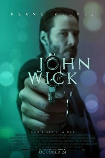 action movie john wick (2014) poster