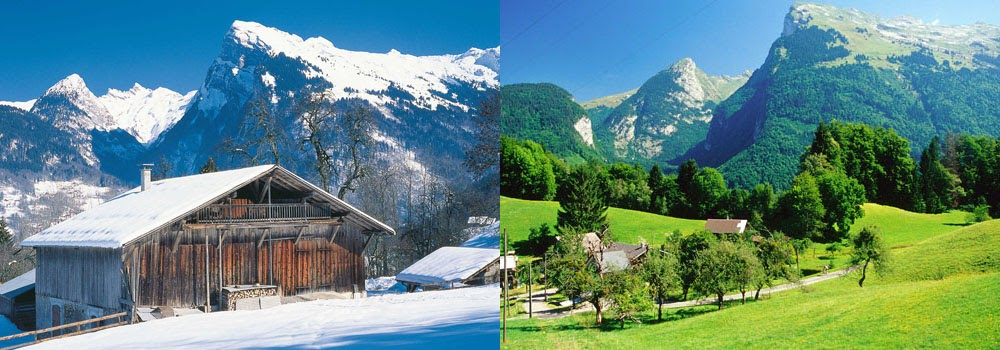 french alps winter holiday, french alps summer holiday, alpine holidays