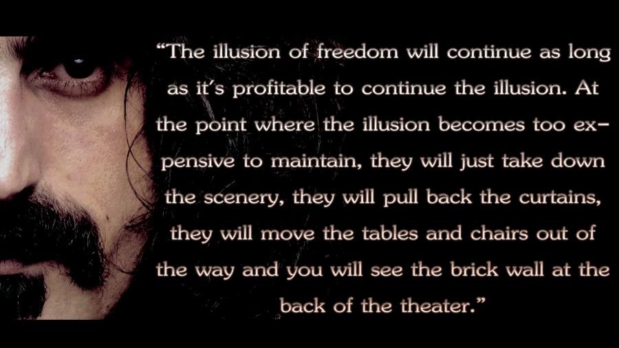 U201cThe Illusion Of Freedom ...
