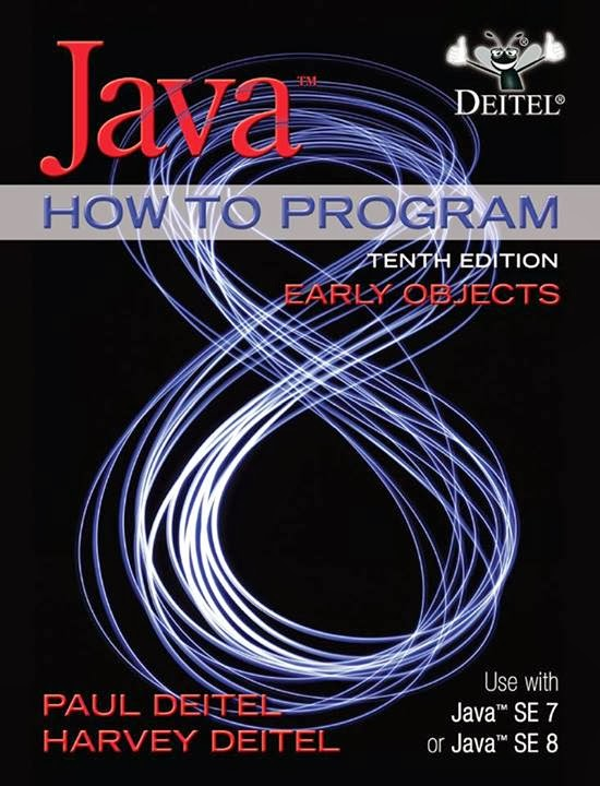 Java How to Program Early Objects 10th ed