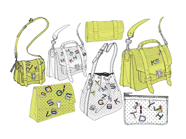 Proenza Schouler 's Special Pins Project Collection