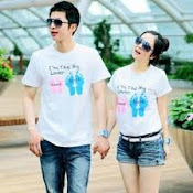wear couple t shirts