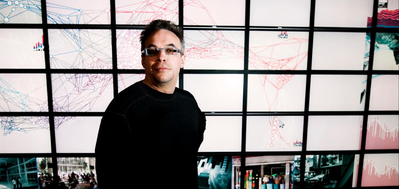 """Lev Manovich: """"El software es el mensaje"""""""