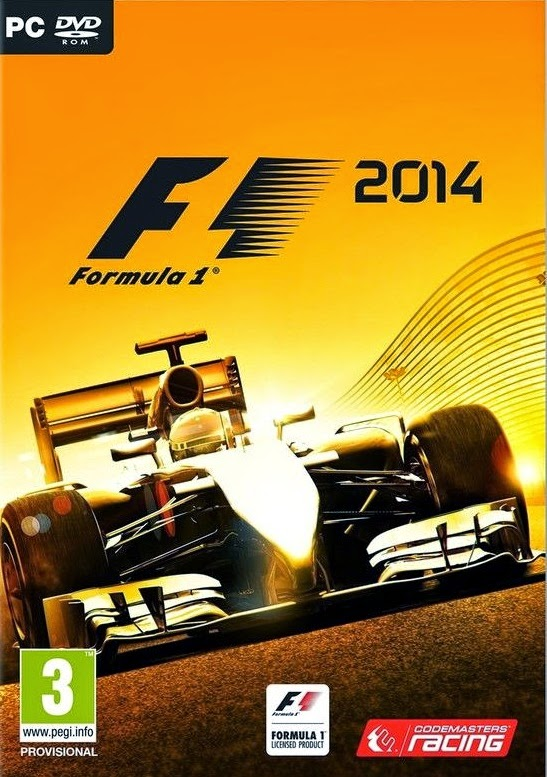 Download Game F1 2014 for PC via Torrent