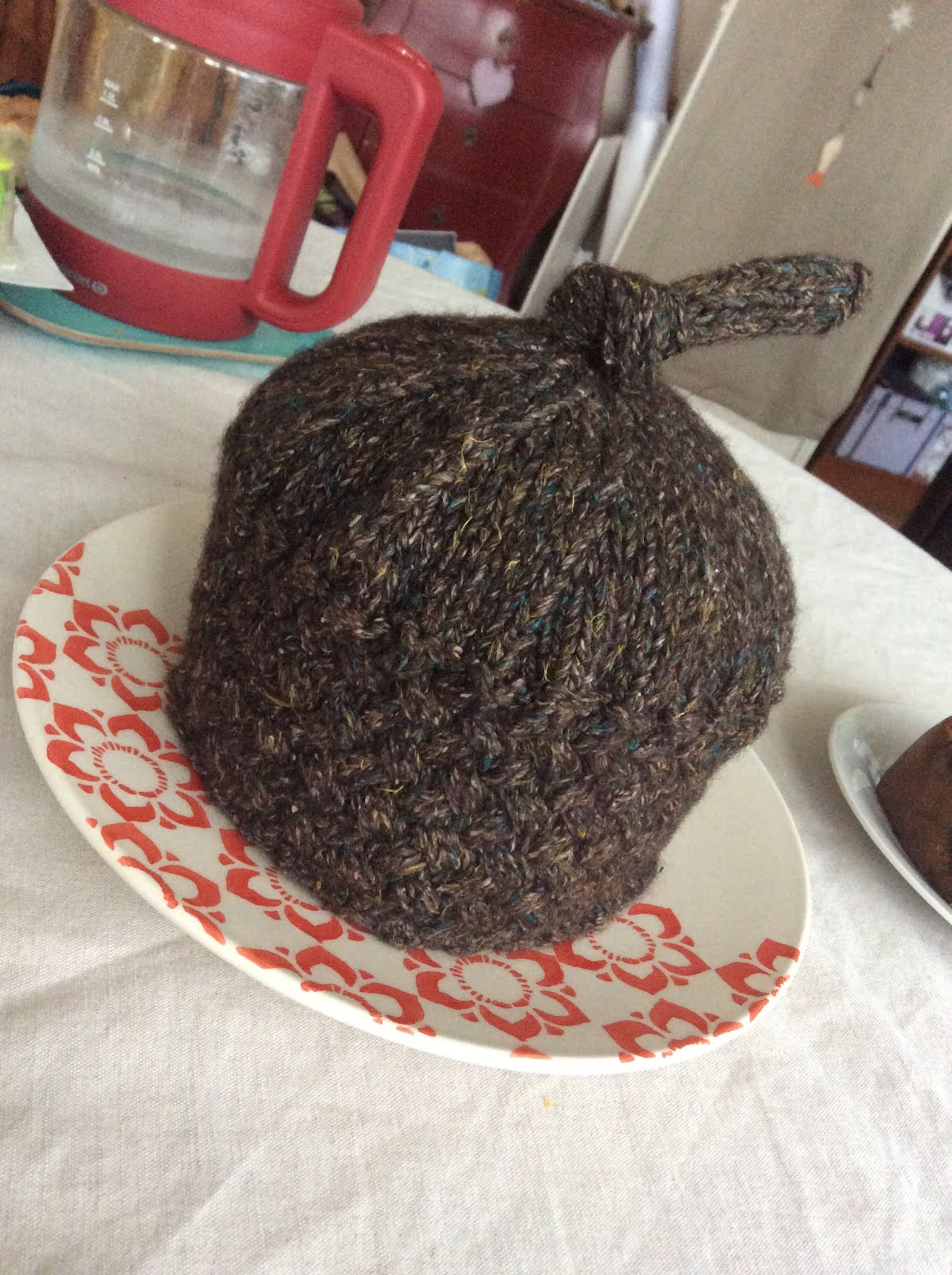 Chocolat pudding