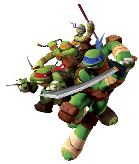 Teenage Mutant Ninja Turtles The Ultimate Visual History