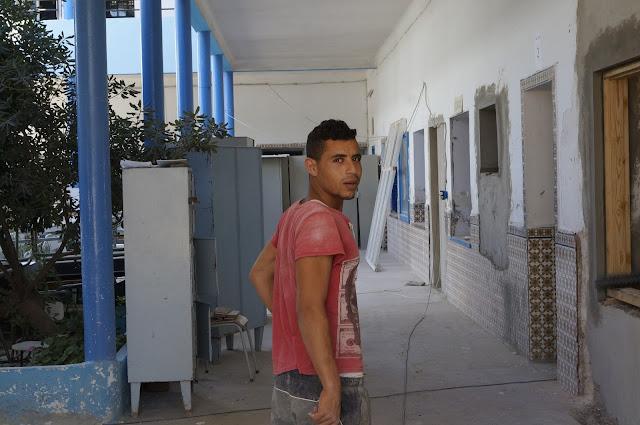 Esclave enfant en Tunisie