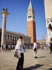 Eloisaodiosa en Venecia