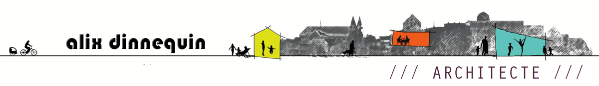 alix dinnequin architecture, architecte DPLG, roissard, Trieves