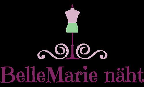 BelleMarie träumt und BelleMarie näht