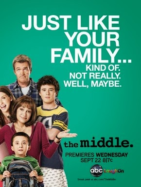 Download - The Middle S05E08 - HDTV + RMVB Legendado