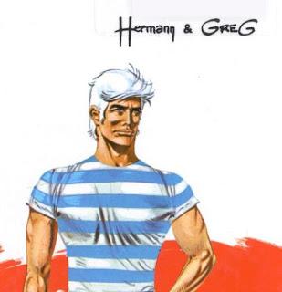 Bernard Prince.  GREG & Hermann / Dany / Aidans