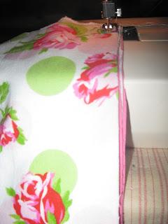 Flannel Rag Quilt Tutorial