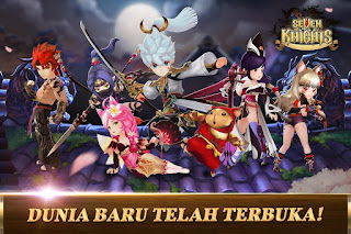 Download Seven Knights v1.0.22 Apk Full
