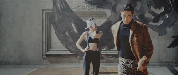 Shinhwa's Eric in the Sniper Music Video