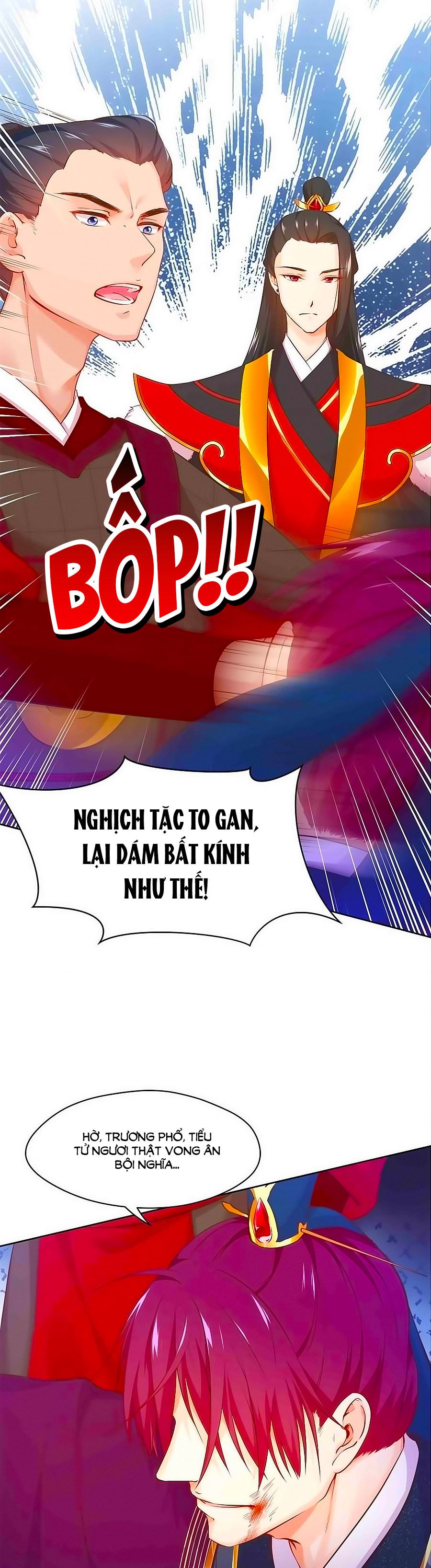 Thịnh Thế Đế Vương Phi Chap 106 Upload bởi Truyentranhmoi.net
