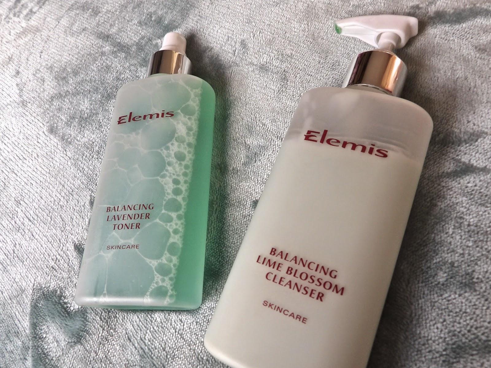 Elemis Balancing Cleanser & Toner