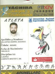 JUEGOS DEPORTIVOS UNIVERSITARIO