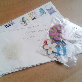Cartas El Pegotiblog - Slow mail