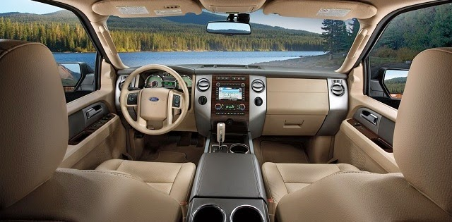 2015 Ford Expedition Release Date