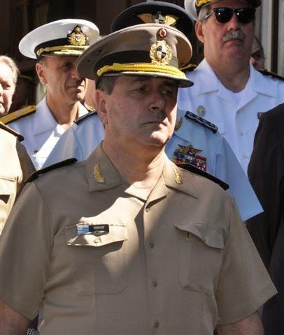 Nuevo Presidente en el Instituto Antártico Uruguayo - 11-3-2014