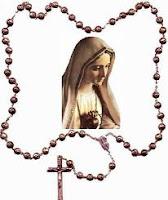 Kalung Rosario untuk Berdoa Rosario