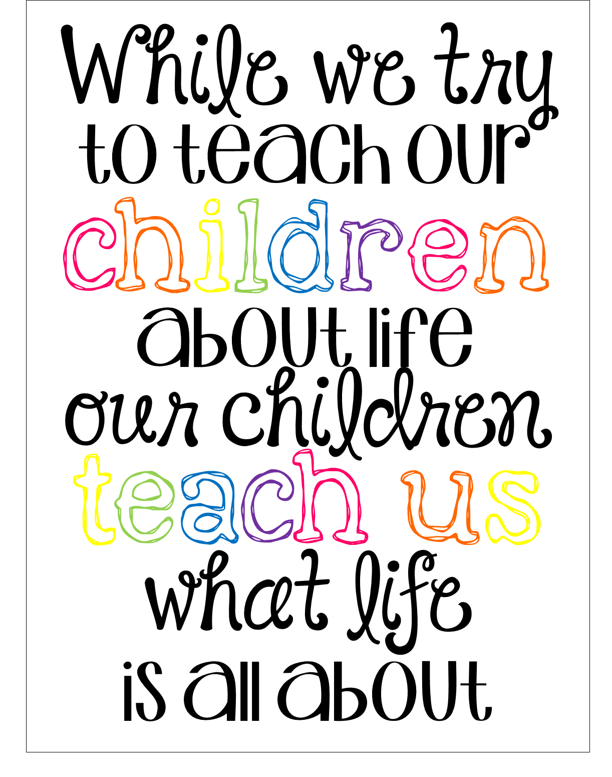 quotes for preschoolers preschool ponderings appreciation for early childhood 237