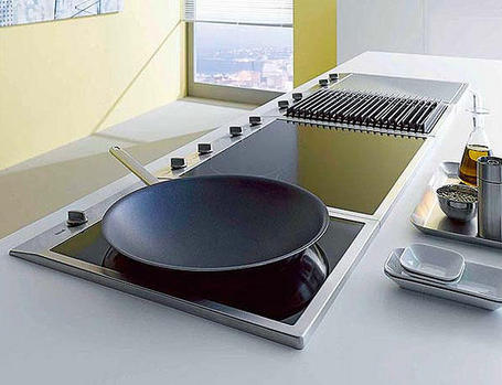 Tecnolog a de inducci n for Cocinas vitroceramicas