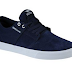 Supra Stacks Vulc II Navy White