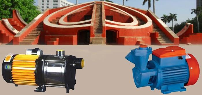 Crompton Greaves Pump Dealers in Delhi