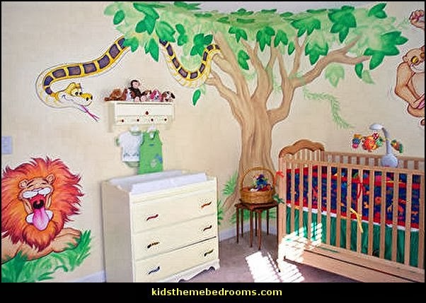 Jungle Bedrooms Jungle Baby Rooms