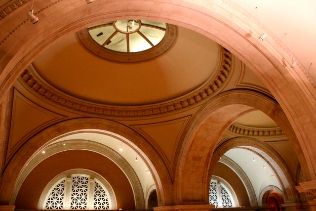 metropolitan nyc ceiling