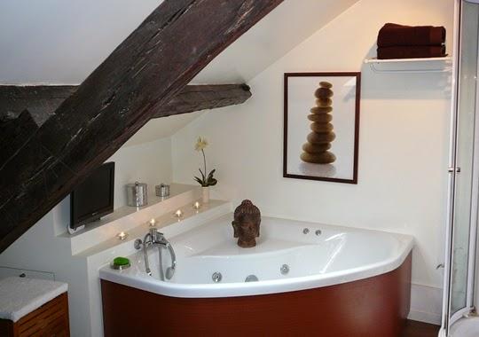 """Salle de bain """"tendance bien être"""""""