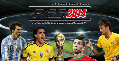 [Android PES] Pes 2015 v1.0.0 apk + SD Data Files