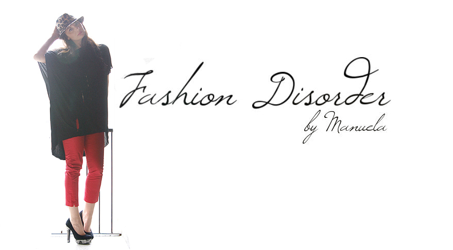 FASHION DISORDER