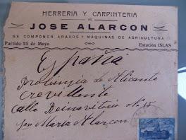 Cartas de Argentina