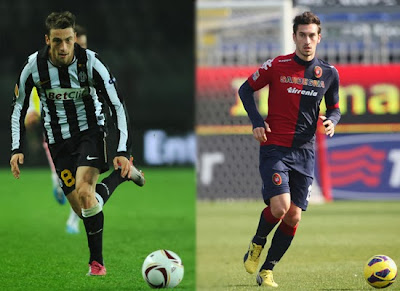 Marchisio+Astori Man United Transfer January 2014