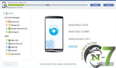 AnyMP4 Android Data Recovery 1.0.6.43520
