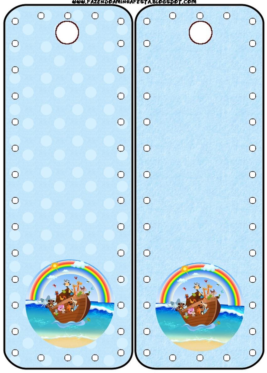 Imprimibles del arca de no 5 ideas y material gratis for Decoracion de paginas