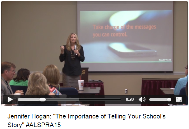Keynote: Telling Your School's Story