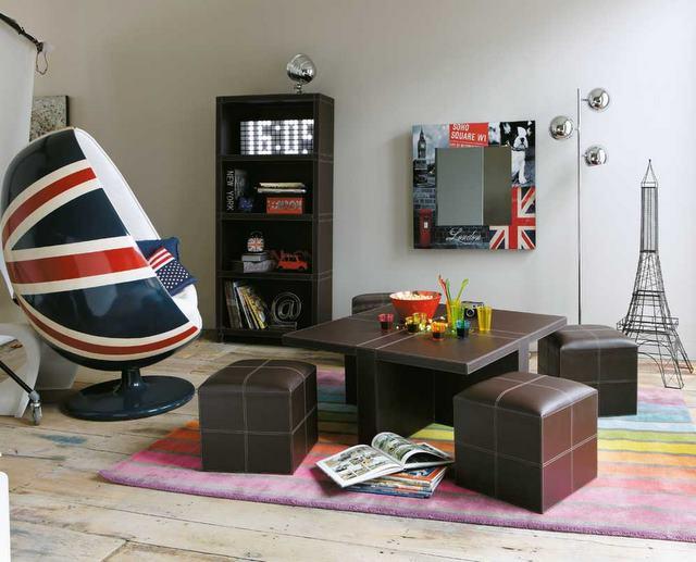 Dormitorios infantiles y juveniles etxekodeco blog - Habitaciones infantiles originales ...