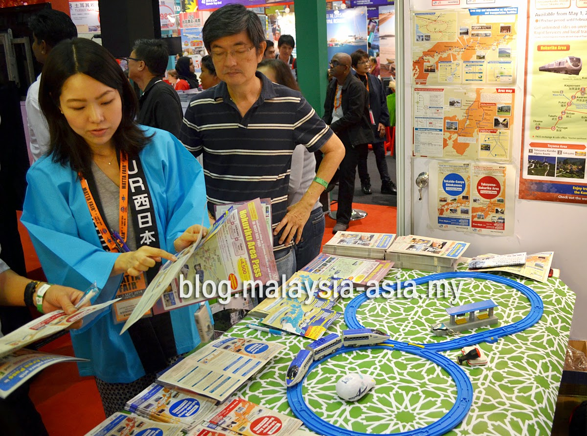 Matta Fair 2015 Japan Packages