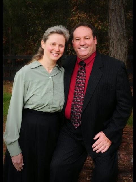 Paul and Celeste Rose