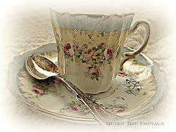 Prussia Teacup &amp; Saucer