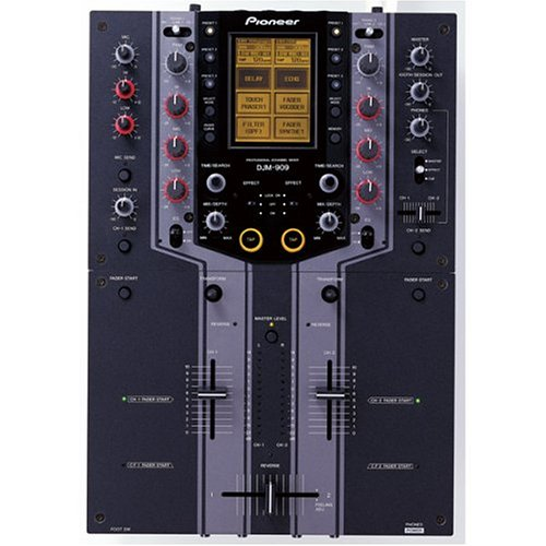 Awesome PIONEER PRO BATTLE MIXER WITH EFFECTS