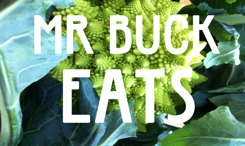 MR BUCK EATS