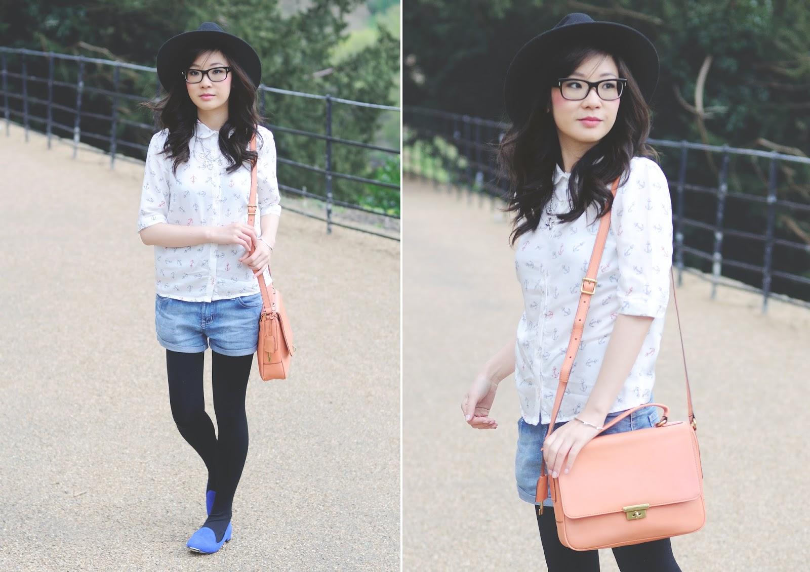 Fashion Blogger outfit idea