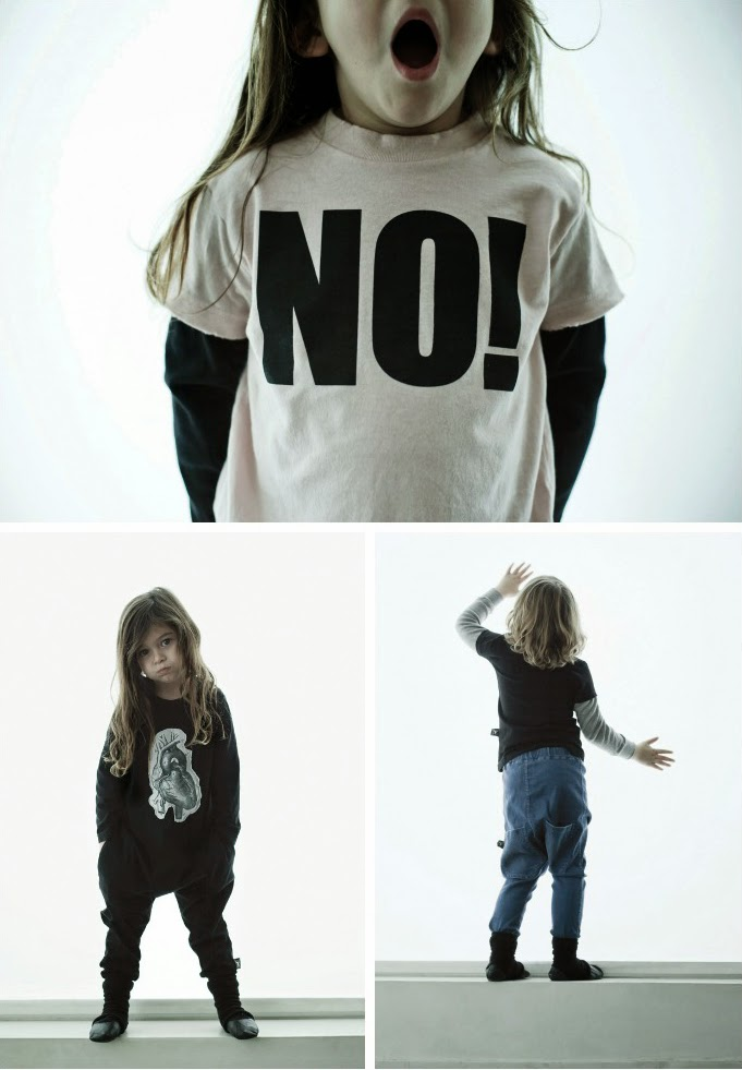 Nununu autumn-winter 2014/15 cool kids clothing collection