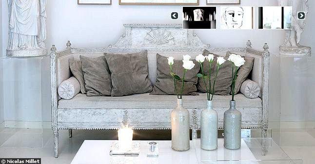 Boiserie & c.: living small: miniappartamento monolocale 40 mq ...