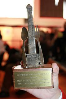 Premio Mac Gastrotur al mejor uso de las nuevas tecnologías